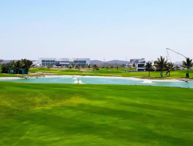 GOLF COURSE LOT MARINA MAZATLAN
