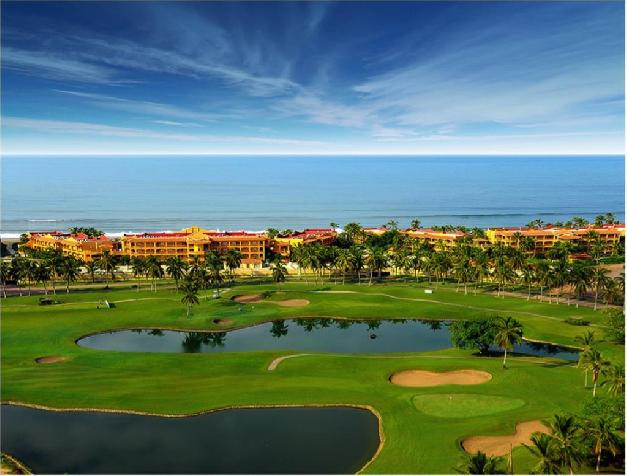 OCEANFRONT AND GOLF COURSE  CONDO