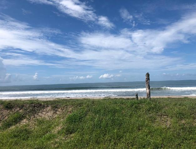 ON VIRGIN BEACH
