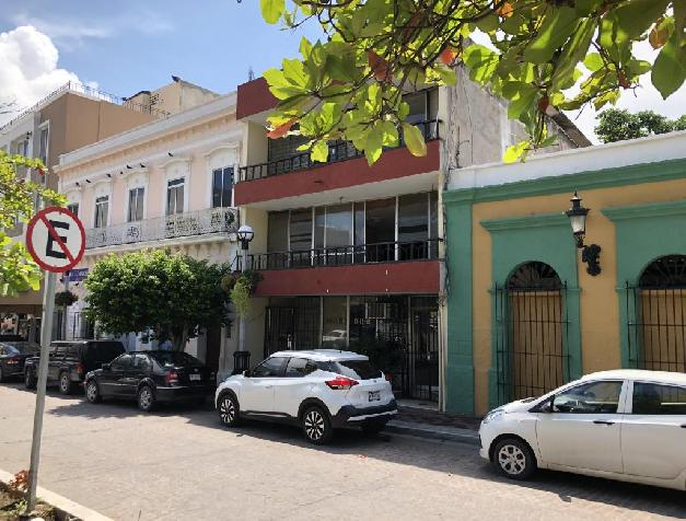 APARTMENTS BUILDING FOR SALE IN CENTRO HISTORICO