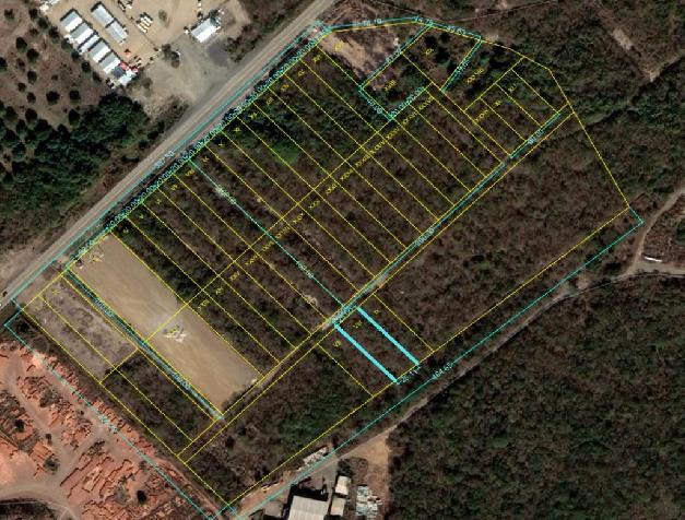 RUSTIC LAND FOR SALE BY CERRITOS - EL HABAL ROAD