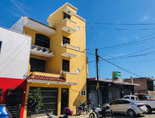 APARTMENT BULDING FOR SALE IN DOWNTOWN MAZATLAN